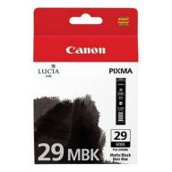 Tusz Canon PGI-29MBK Matt black