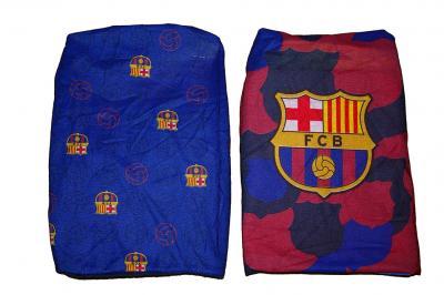 e17c17165 Komin, Szalik FC Barcelona!! poliester/welur 24x35 - 4964297798 ...