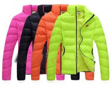 NIKE pikowana damska kurtka kolory M wiosna Zdjęcie na imgED