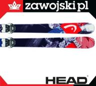Head Narty Freeski The Show aatack 13 dł.172cm