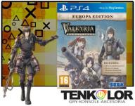 VALKYRIA CHRONICLES EUROPA EDITION HD +DLC PS4