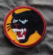 naszywka US ARMY 66th Infantry Division Patch WWII