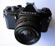 Pentax ME Super lustrzanka (Japan)