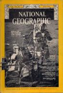 NATIONAL GEOGRAPHIC 1971 July /vol.140 no.1/