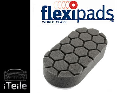 FLEXIPADS Ręczny Aplikator Polerski Wykończeniowy