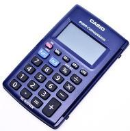 6048-41 CASIO HL-820VER w#w KALKULATOR BIUROW BLUE
