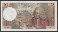 Francja - 10 franków - 1973 - stan bankowy UNC -