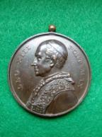 Medal papieski Leon XIII Piotr Frańciszek ROMA