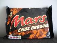 -- MARS CHOC BROWNIE -- NOWOŚĆ -- Z ANGLII -- 4szt
