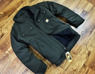 świetne oferty najlepsza cena sprzedawca hurtowy Kurtka męska CARHARTT Quick Duck WOODWARD XXL - 6777653079 ...