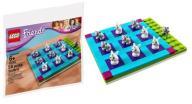 LEGO 40265 FRIENDS - GRA KÓŁKO I KRZYŻYK -KOSZALIN