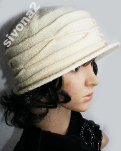 kapelusz toczek trilby retro beret melonik 4872327645