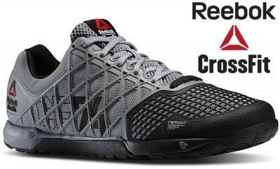 BUTY REEBOK CrossFit NANO 4.0 TRENING SIŁOWNIA BLK