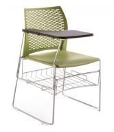 Krzesło konferencyjne NET oparcie siatka / stolik