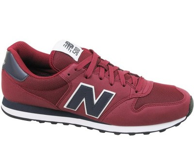 new balance gm500rwn bordowe