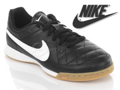 Nike 631528 010 Jr. Tiempo Genio Leather IC Buty Halowe rozm.34