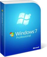 MS WINDOWS 7 PRO 64 BIT PL FV