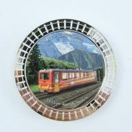 Numizmat - Szwajcaria - Kolej - lustro B232
