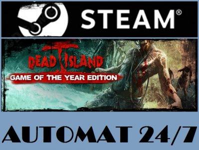 706bc300e0 DEAD ISLAND  GAME OF THE YEAR EDITION Steam PL - 6204269881 - oficjalne  archiwum allegro