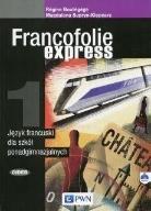 Francofolie express 1 SB + CD PWN