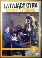 DVD Latający Cyrk Monty Pythona KOMPLETNY SEZON 4