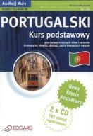 Portugalski Kurs podstawowy książka + 2x CD Q