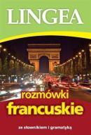 ROZMÓWKI FRANCUSKIE W.2016 LINGEA, PRACA ZBIOROWA