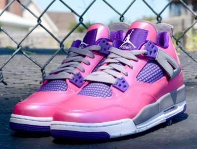 Buty Nike Air Jordan IV Retro 487724 607 36 39