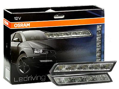 lampy led osram px-5 drl światła do jazdy dziennej