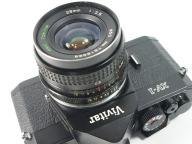 Obiektyw Vivitar 2.8 28mm mocowanie Pentax + body
