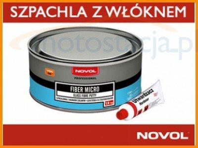 NOVOL FIBER MICRO SZPACHLA Z WŁÓKNEM SZKLANYM 1,8