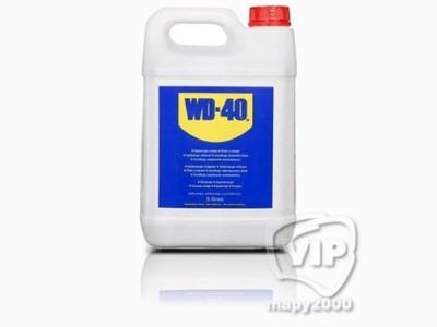 WD-40 WD 40 WD40 * 5 litrow * PREPARAT ODRDZEWIACZ