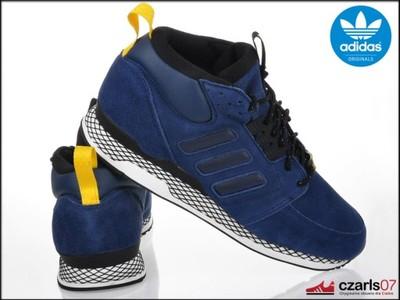 adidas buty zx casual zimowe