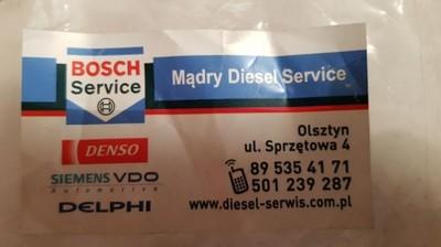 Wtryskiwacze fiat alfa Opel 1.9 JTD 0445110391