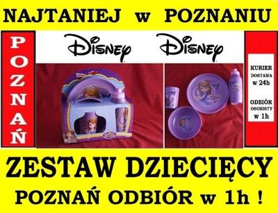 310b9caef03ccb DISNEY 4x ZESTAW DZIECIĘCY DZIECI SOFIA ZOSIA 24h - 5275207172 ...