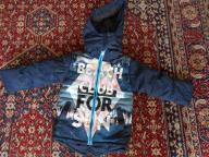Zestaw zimowy dla 3 latka kurtka+spodnie i GRATIS