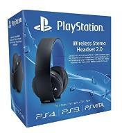 Sony PlayStation Wireless słuchawki headset ps4