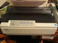 PROMOCJA !!! Epson LX-300+II / USB/LPT/RS 232 FV