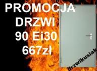 Drzwi przeciwpożarowe 90 Ei30