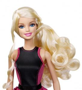 Mattel Barbie Lalka Wspaniałe Fryzury Lokówka