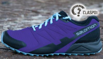 Archiwalne: Salomon City Cross lekkie buty damskie 38 BDB