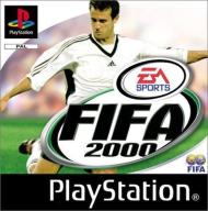 PlayStation 1 PSX Fifa 2000