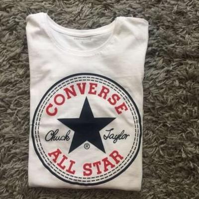 bluza converse damska biała