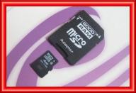 KARTA PAMIĘCI GOOD RAM 4GB microSD HC + ADAPTER SD
