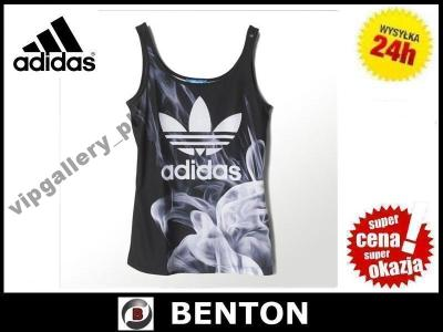 Koszulka adidas ORIGINALS White Smoke Layer 34,