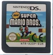 Super Mario Bros NDS Europa nintendo 2ds 3ds