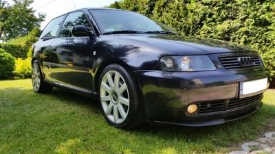 Audi A3 8l 1 9 Tdi Klima Skora 6925126540 Oficjalne Archiwum Allegro