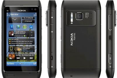 Używana Nokia N8 *www.kingofgsm.pl*