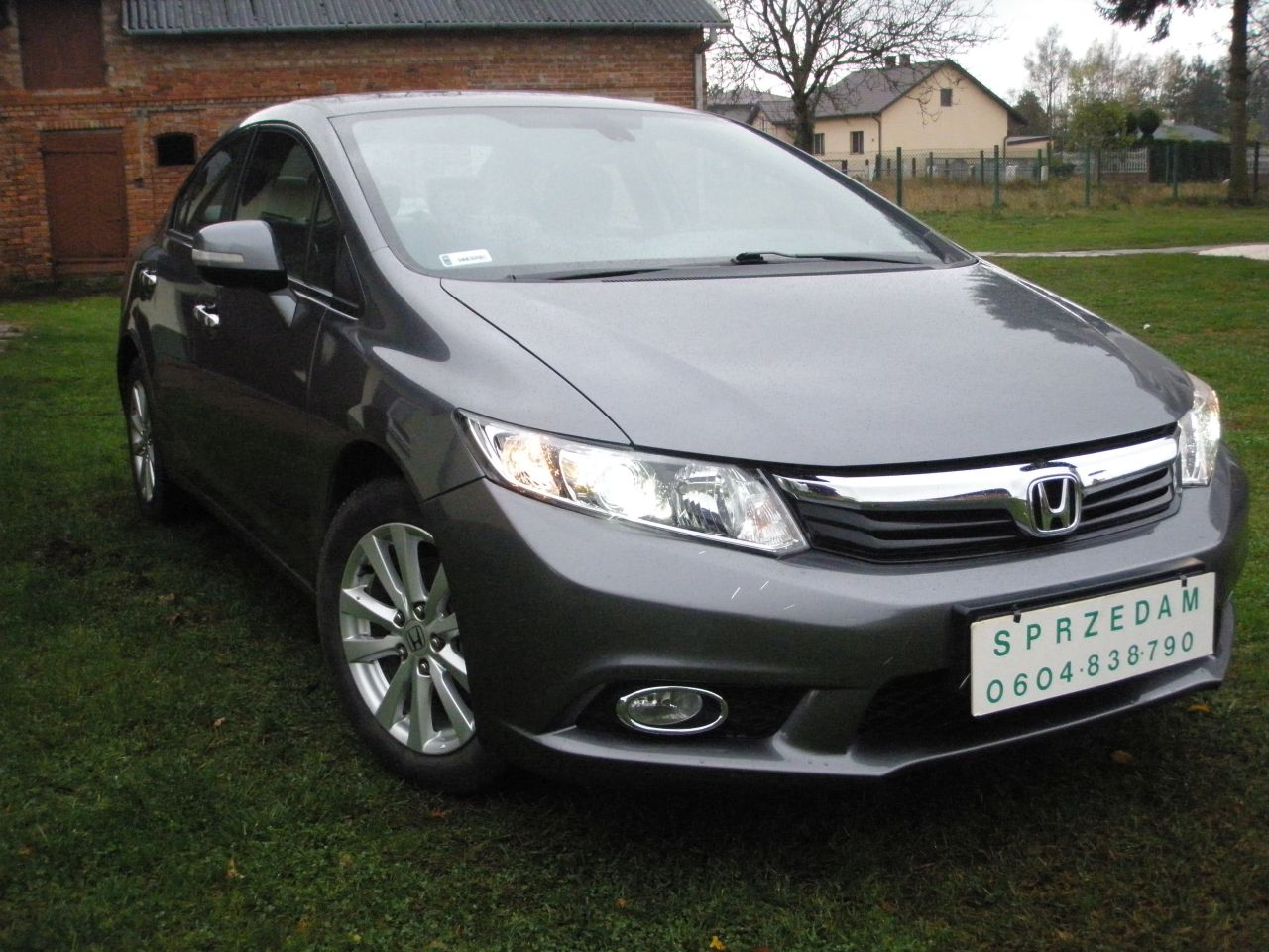 Honda Civic Ix Sedan Salon Polska Dvd Polecam 7021720738 Oficjalne Archiwum Allegro