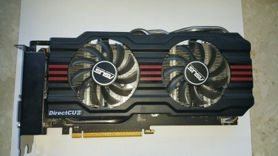 Asus Nvidia Geforce Gtx 660 Directcu Ii Oc 6764125023 Oficjalne Archiwum Allegro